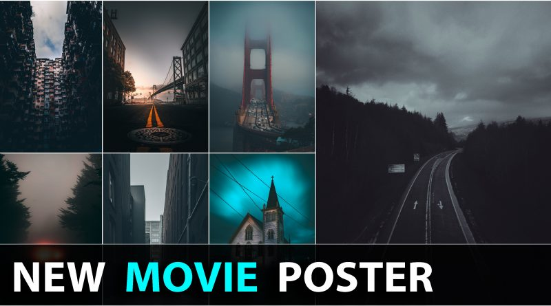 2018 Movie Poster Background Photoshop And Picsart Ranger Rk