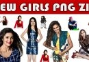 499+ Girls Png Zip File Download, For Picsart And Photoshop Editing.
